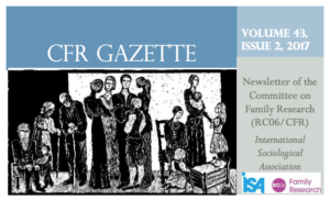 Second and final Gazette of 2017 is out!
